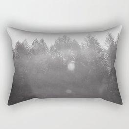 To the Tree Tops Rectangular Pillow