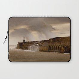 Storm Desmond Laptop Sleeve