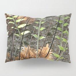 Walk in a Tropical Forest Pillow Sham