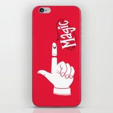 The Trick iPhone & iPod Skin