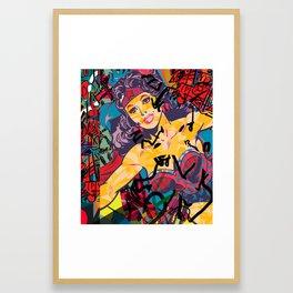 The Breakthrough Framed Art Print