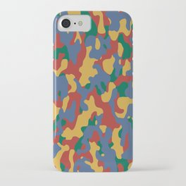 Camouflage Autumn Color - Living Hell iPhone Case