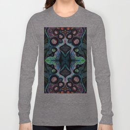 Microscopic Planets II Long Sleeve T-shirt