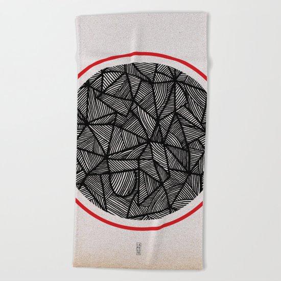 - odyssey - Beach Towel