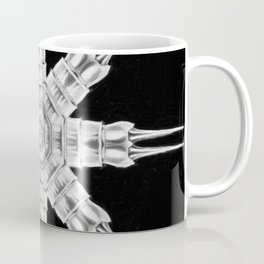 Ninja Star 8 Coffee Mug