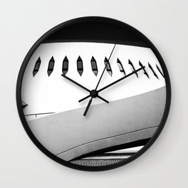 Le Havre | Niemeyer architect | Le Volcan Wall Clock