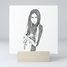 Solara Mini Art Print