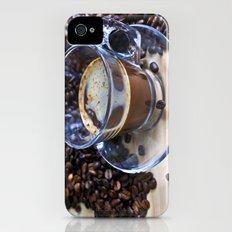 Fresh Roasted Coffee iPhone (4, 4s) Slim Case
