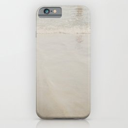 playing in the waves ... iPhone Case