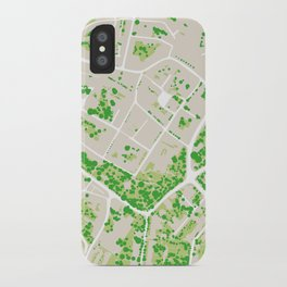 Trees Of Opava iPhone Case