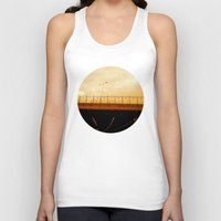 road Tank Tops featuring road by gasponce
