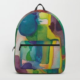 View from the Yellow Submarine Backpack