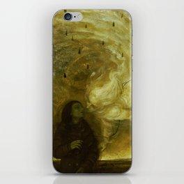 Breathless iPhone Skin