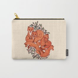 Fox Tangle Carry-All Pouch