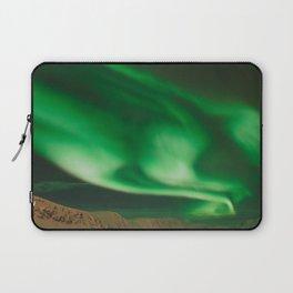 Northern Lights in Norway Laptop Sleeve