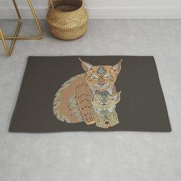 Wild Cats Love II Rug