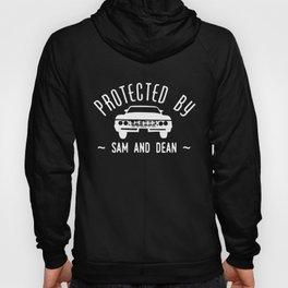 Protected Maternity Tee Shirt Sam Dean Winchester Supernatural T-Shirts Hoody