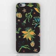Vintage Gothic Garden iPhone & iPod Skin