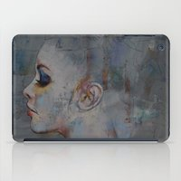 ballerina iPad Cases featuring Ballerina by Michael Creese