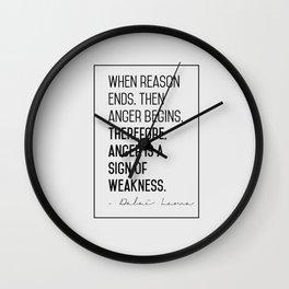 Dalai. Wall Clock