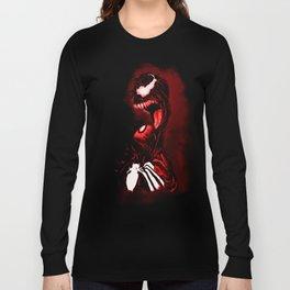 Spiderman VS Venom Long Sleeve T-shirt