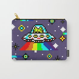 Cats Invaders Carry-All Pouch