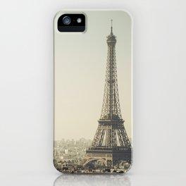 Paris,  Eiffel Tower – J'aime Paris iPhone Case