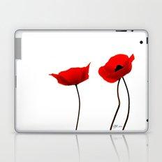 Simply poppies Laptop & iPad Skin