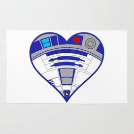 Heart Design 01 Rug