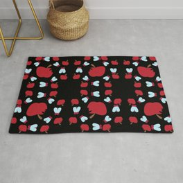 Big Rotten Apple Rug