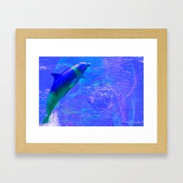 Free Spirit Framed Art Print