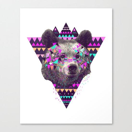 Piñata BEAR  Canvas Print