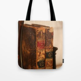 Antique Books 2 Tote Bag