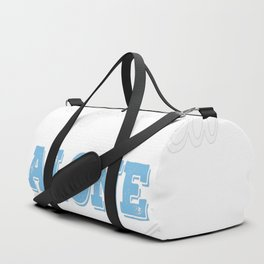 Book Reader Duffle Bag