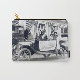 Women's Suffrage Movement in Oregon (September 23, 1916) Carry-All Pouch