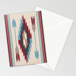 American Native Pattern No. 12 Stationery Cards