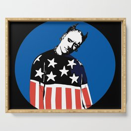 Keith Prodigy Blue and Black *All proceeds donated to charity* Serving Tray