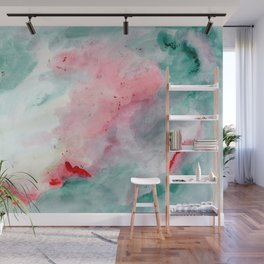 Warm swim Wall Mural