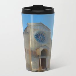 Church of Romeo and Juliet by Shakespeare Metal Travel Mug
