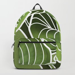 Hosta Detail Backpack