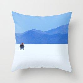 Salar de Uyuni 1 Throw Pillow