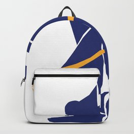 The inspiration must be on its way Backpack