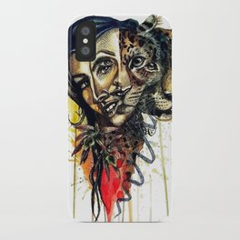 Know Yourself iPhone Case