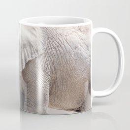 Elephant Dusty Pink Coffee Mug