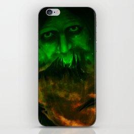 In The Dark Of The Night iPhone Skin