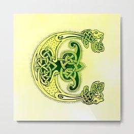 Celtic Metal Print