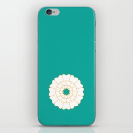 Bloomin Smile iPhone Skin