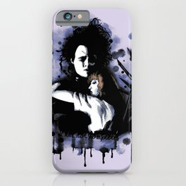 I Am Not Complete iPhone Case