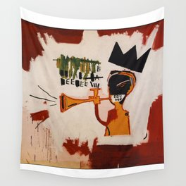 street dude Wall Tapestry