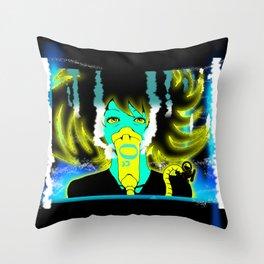 O2 Throw Pillow